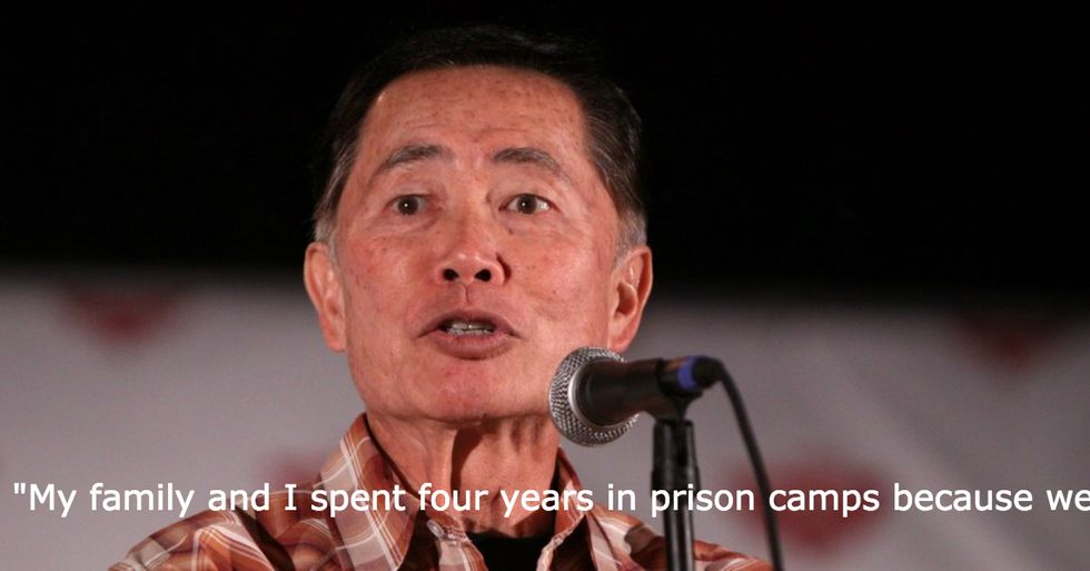 George Takei Teaches Virginia Mayor a Lesson in U.S. History and Humanity