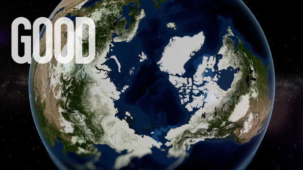 A New Way to Look at Planet Earth