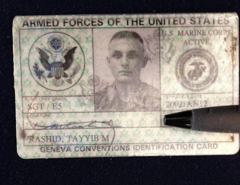 This Muslim Marine Has the Perfect Response to Donald Trump