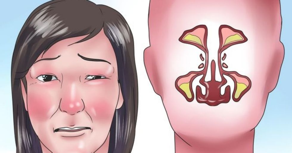 These Tricks Will Clear Your Stuffy Nose Instantly