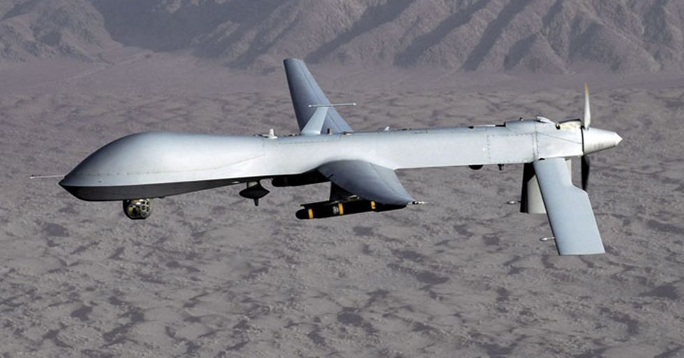 #NotaBugSplat Attaches a Human Face to Drone Attacks