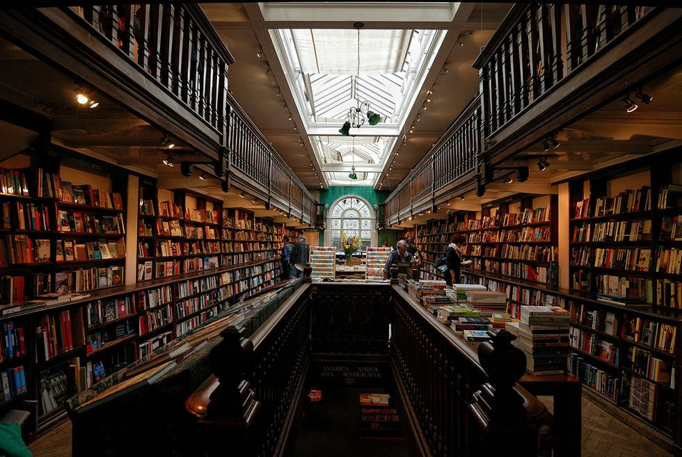 Forget Black Friday—Spend 'Civilised Saturday' in an Independent Bookstore Instead