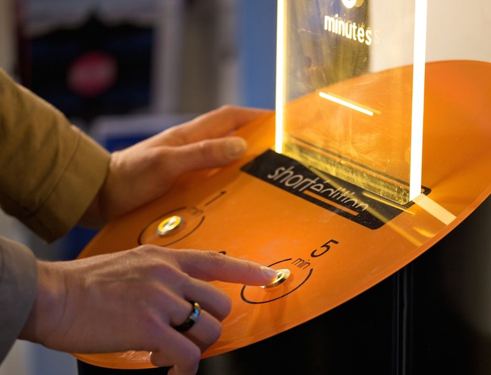Instead of Snacks, This Vending Machine Spits Out Short Stories