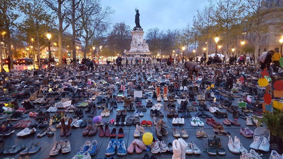 Choosing Hope Over Terror in Paris