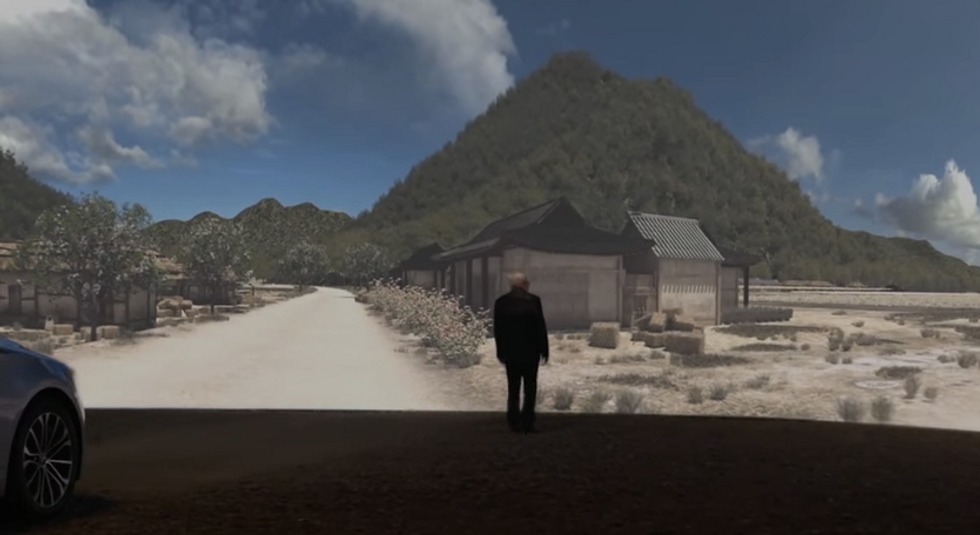This Moving Digital Project Allowed a North Korean Man to Finally Travel Home