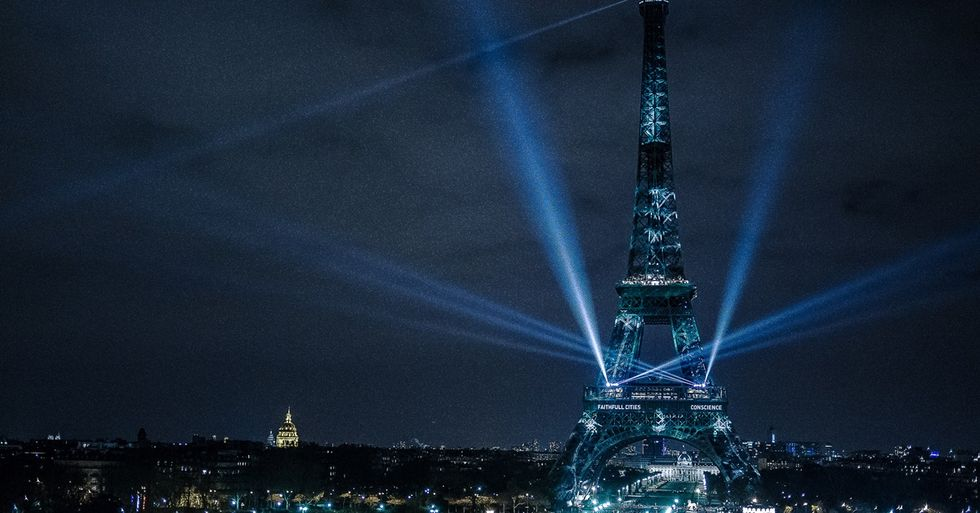 Messages to Paris: Thousands March for Climate Action