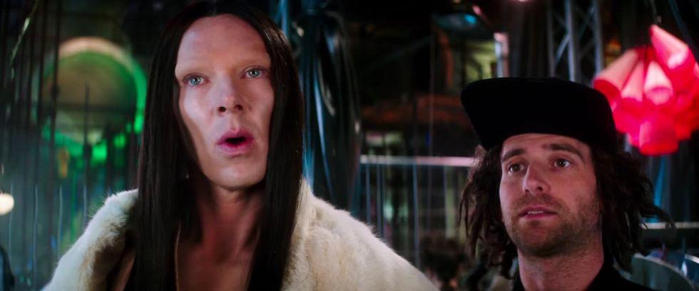 Activists Call Benedict Cumberbatch's Zoolander 2 Character 'Transphobic'