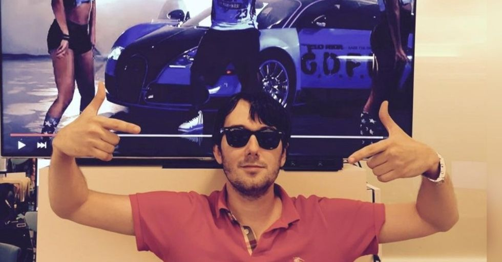 Martin Shkreli Lowers the Price of AIDS Drug for Patients, Gouges Insurance Companies