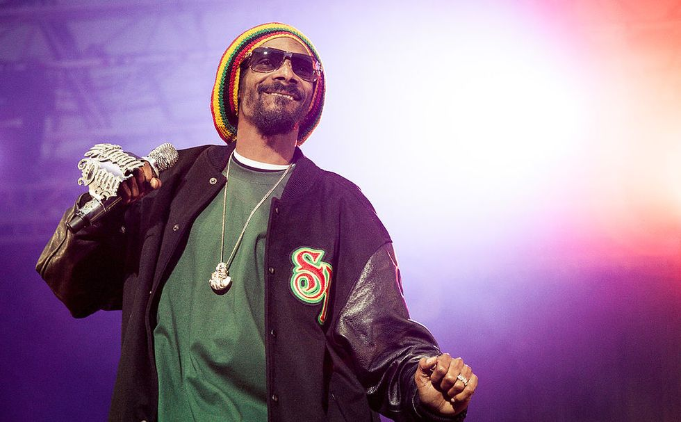 Let's All Join Snoop Dogg in Celebrating the Spirit of Thanksgiving