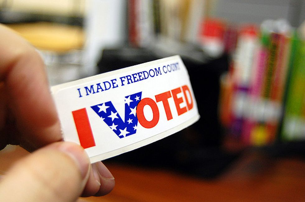 170,000 Kentucky Ex-Felons Just Gained the Right to Vote