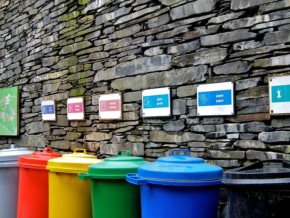 Announcing the GOOD Guide to Recycling