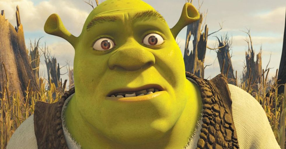 A Comedian Is Selling Her Shrek Nudes to Benefit Planned Parenthood