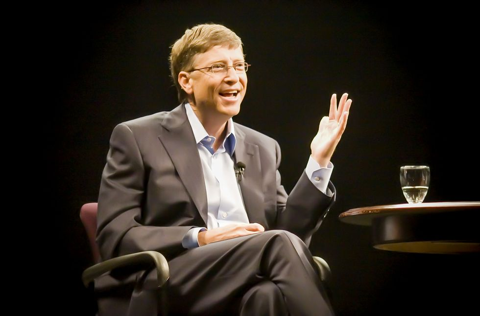 President Obama and Bill Gates Double Down on Clean Energy Innovation