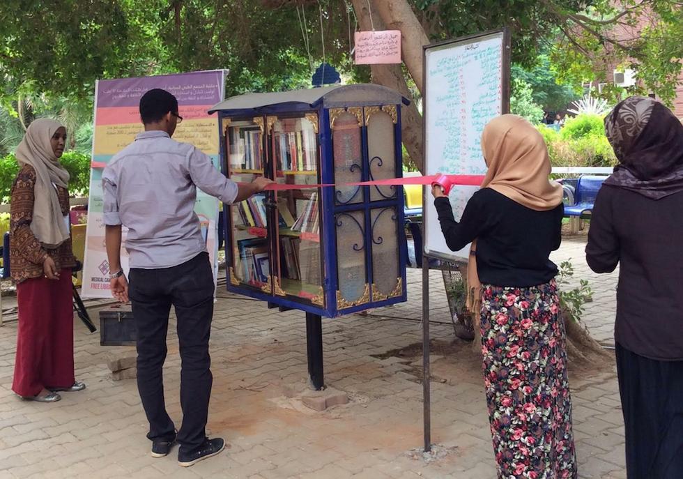 The Neighborhood Book Exchange That's Taking Over the World
