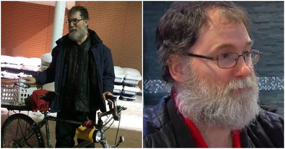 Good Samaritan Rallies Community to Help Down-on-His-Luck Biker