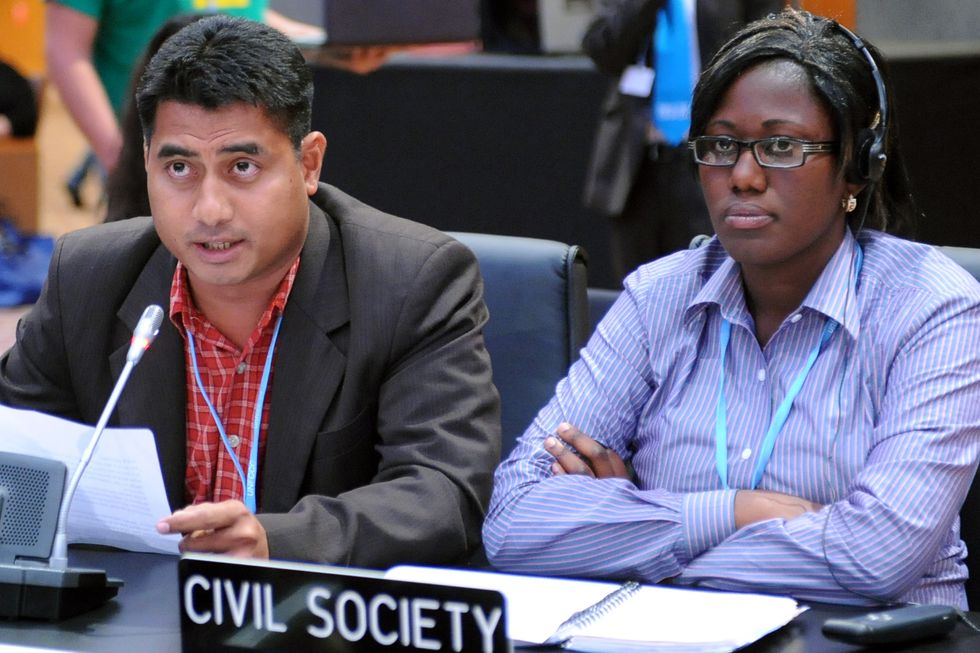 Do COP21's NGOs and Activist Observers Actually Affect the Negotiations?