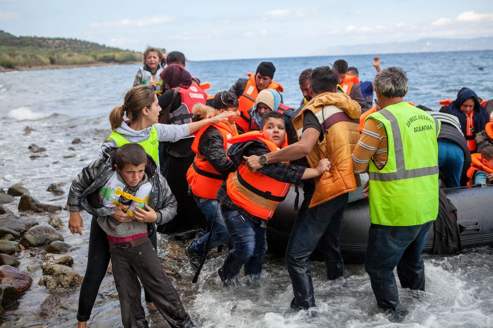 More Than 1,000 U.S. Rabbis Sign Letter Urging Congress to Welcome Refugees