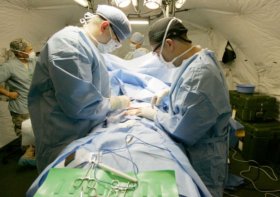 Wounded Soldiers to Undergo Experimental Penis Transplant Surgery