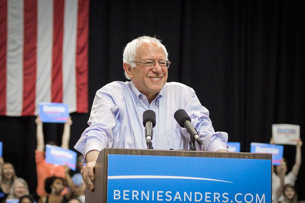 Bernie Sanders Unveils Ambitious Climate Change Plan