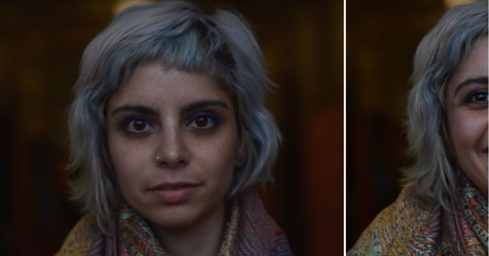 Watch People React To Being Called Beautiful