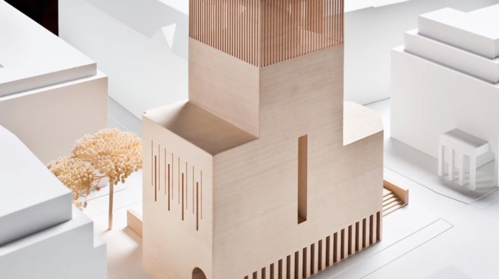 Berlin Poised to Build the World's First Combined Mosque-Synagogue-Church