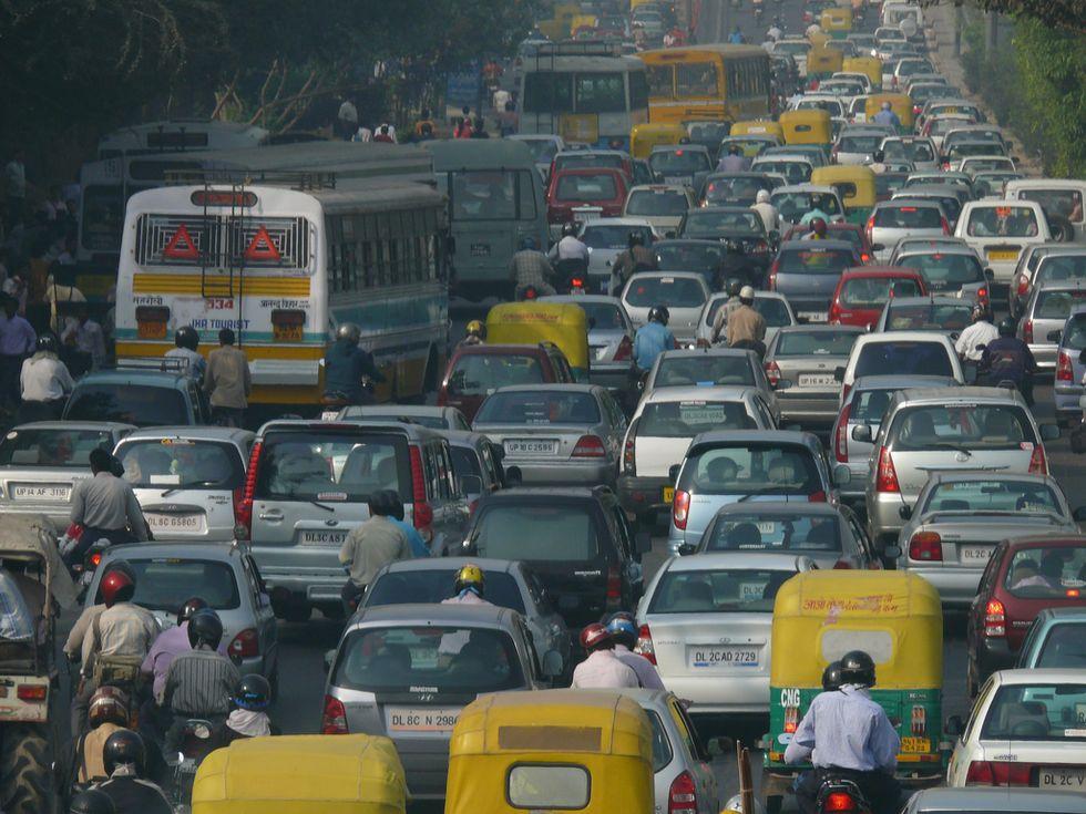 Inside New Delhi's Numeric Plan to Improve Air Quality