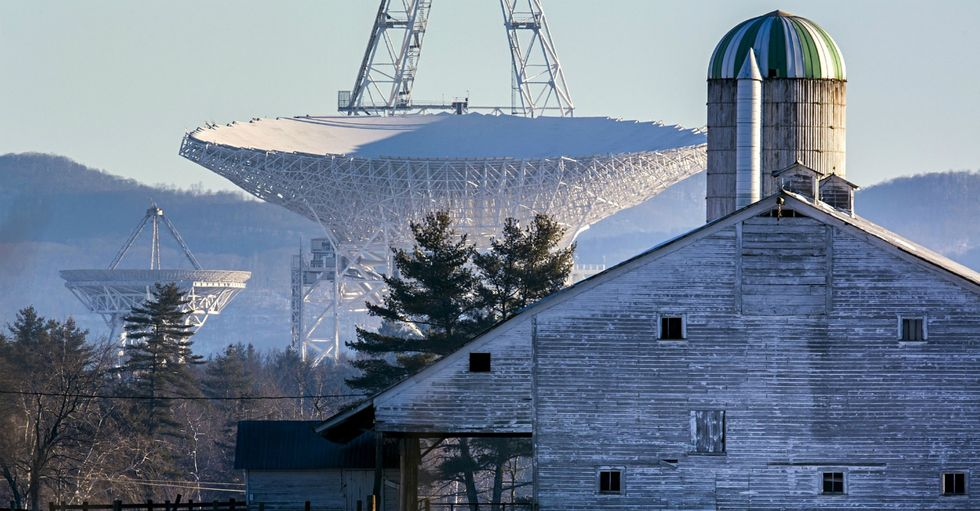 This Town Banned Cellphones and Wi-Fi to Better Search for Alien Life