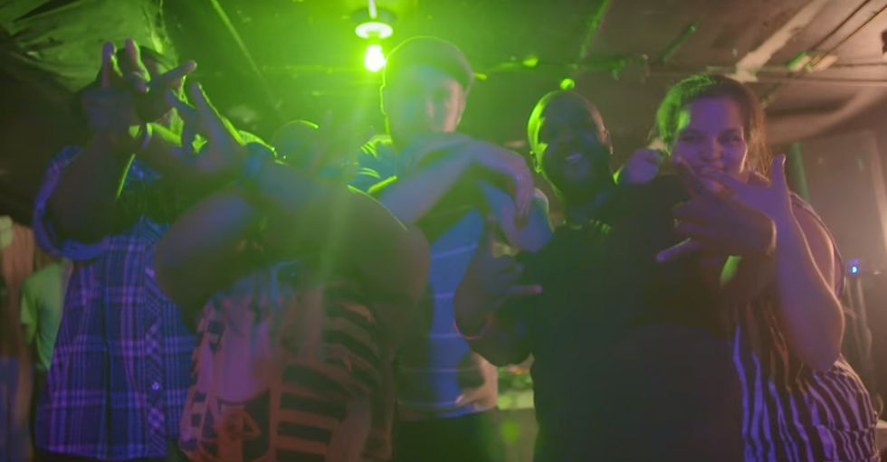 Meet This Inspiring Group of Developmentally Challenged Rappers