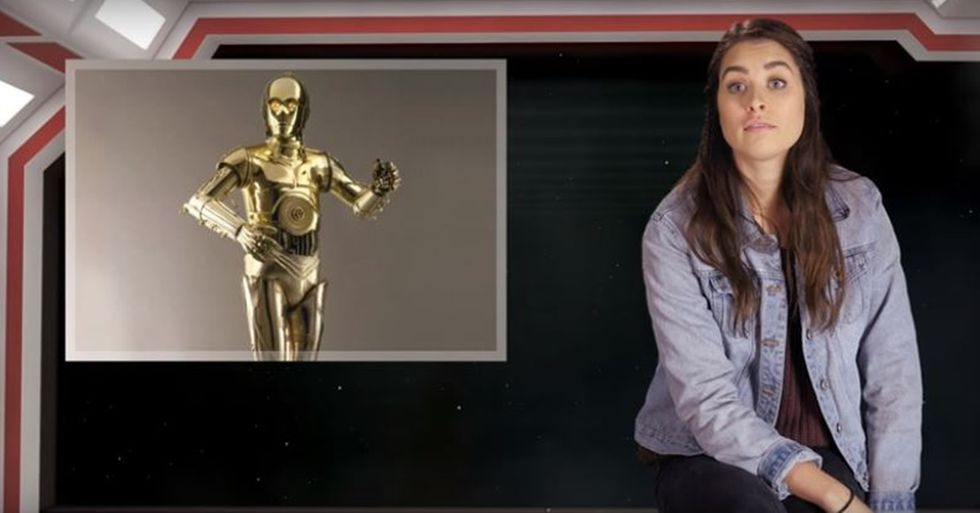 People Who Have Never Seen 'Star Wars' Try and Guess the Characters' Names