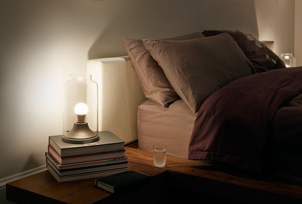 This Light Bulb Could Be the Key to a Better Night's Sleep