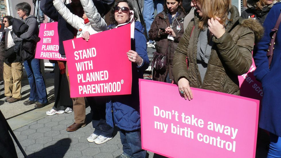 Planned Parenthood Strikes Back Against Ohio Attorney General's Proposed Ban on Abortion Services
