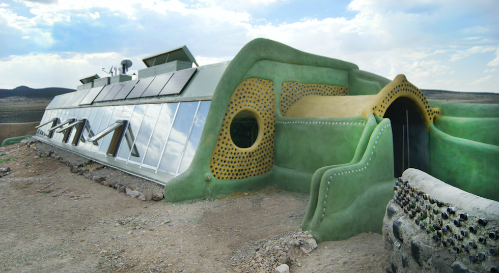 Inside the Homes Made of Trash