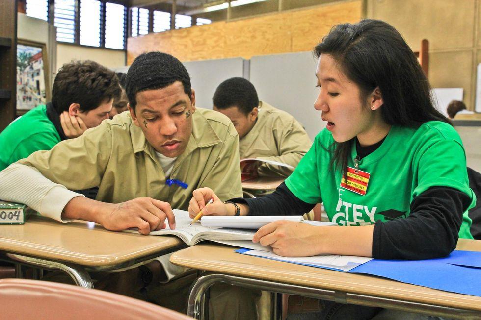 How Prison Literacy Programs Can Fix America's Mass Incarceration Problem