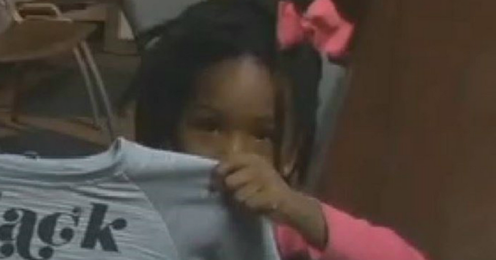 Elementary School Forces Student to Remove Her 'Black Girls Rock' Shirt