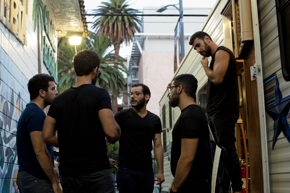 The Prodigal Sons of Lebanese Pop