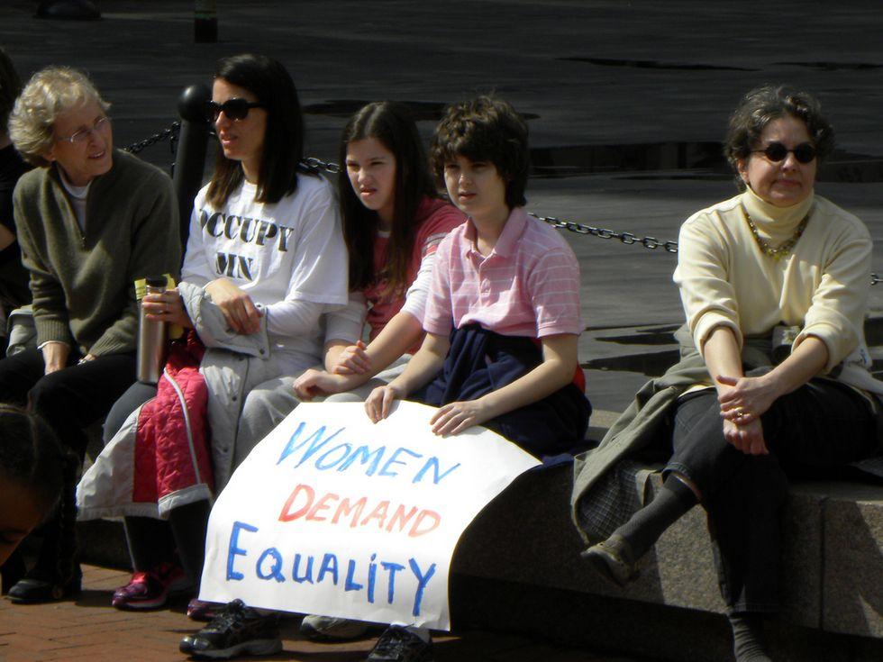 U.N. Delegation to the U.S. 'Shocked'by Lack of Gender Equality