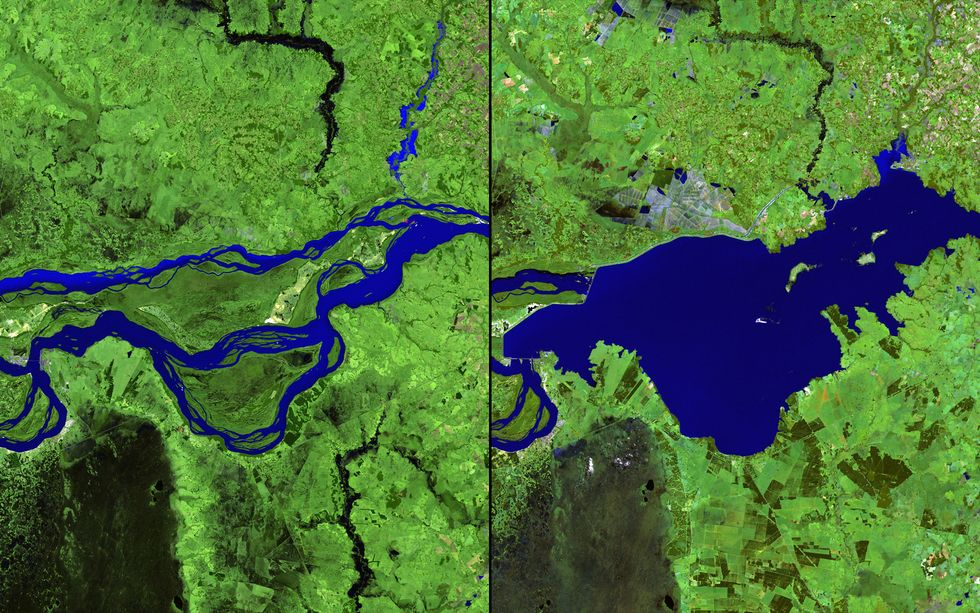 Gain Some Perspective on the Effects of Planetary Change Thanks to This NASA Photo Series