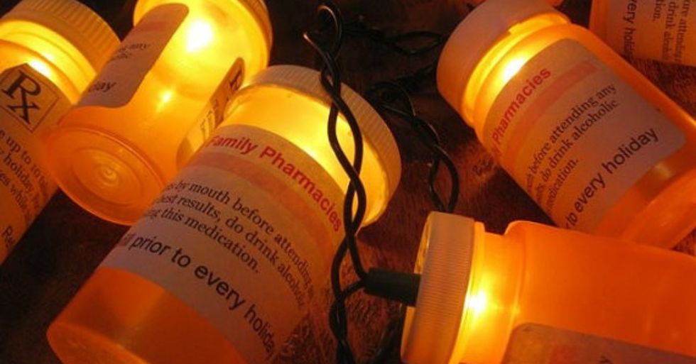 Make the Holidays Even More Magical With Prescription Pill Bottles