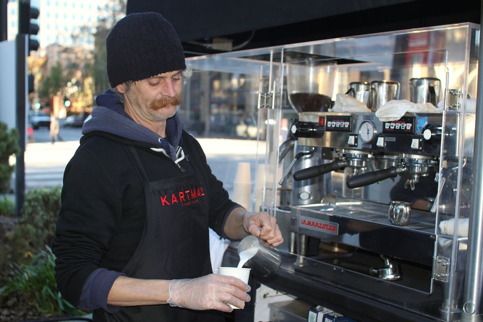 This New Coffee Business Is Helping Silicon Valley's Homeless Help Themselves