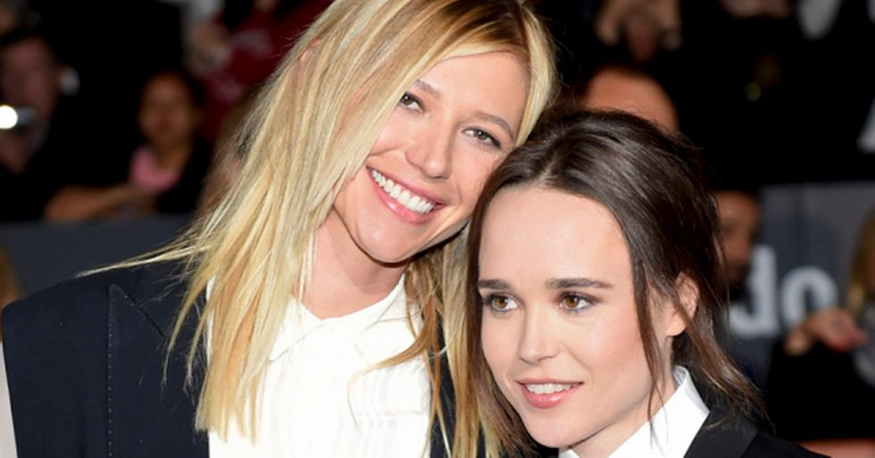 Ellen Page Reveals Why Being in the Closet Became 'Toxic' to Her