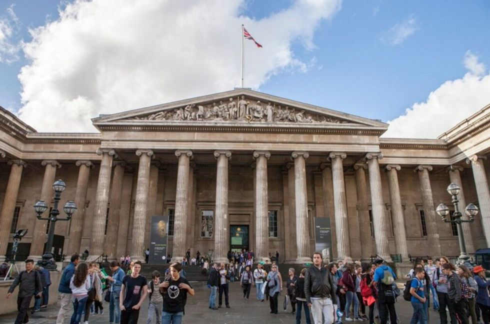 Now You Can Explore the British Museum Without Ever Leaving Home