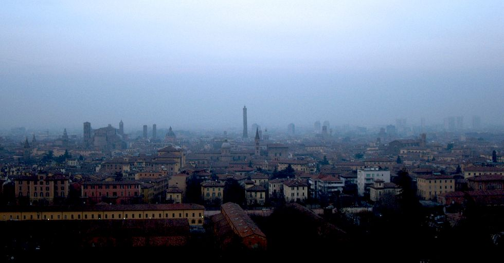 Italian Cities Deal With Smog Pollution by Imposing Three-Day Car Ban