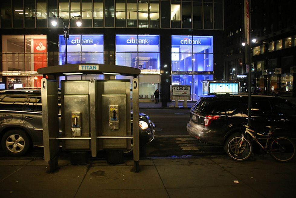 New York Is Finally Replacing Its Phone Booths With Wi-Fi Hotspots