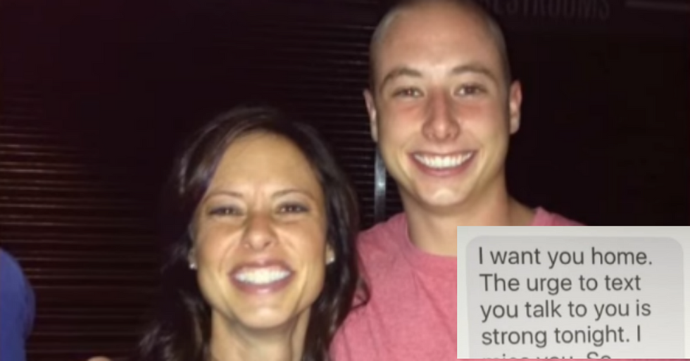 Mother Texts Her Deceased Son and Receives an Unbelievable Response