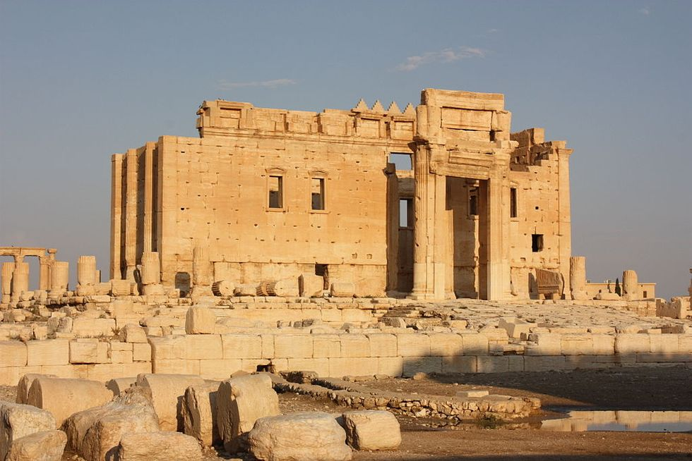 Ancient Artifact Destroyed by ISIS to Be Recreated Using the World's Largest 3D Printer