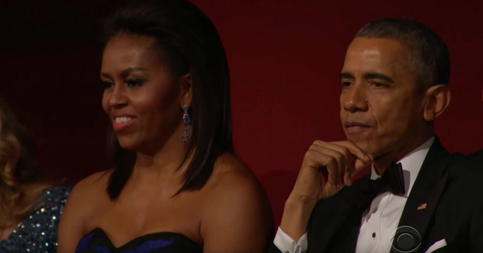 Check Out the Chill-Inducing Performance That Made Obama Weep