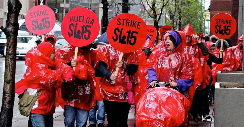 The New Year Brought a Higher Minimum Wage in Some States