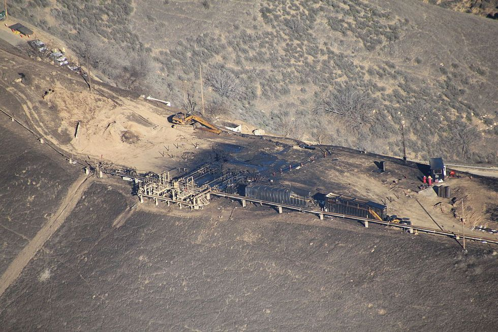Inside the Effort to Plug Southern California's Scary Gas Leak