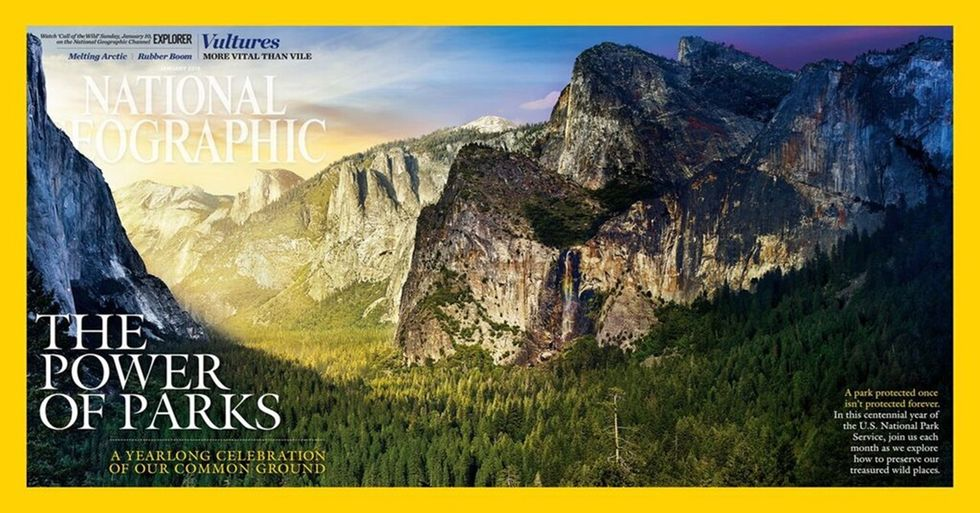 National Geographic Celebrates the National Park Service With 'The Power of Parks'