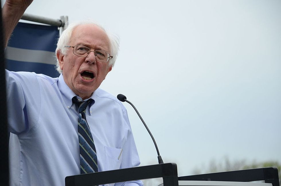 Bernie Sanders Lays Out His Plan for Sweeping Financial Reform